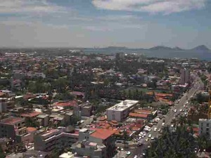 A view of old Mazatlán.